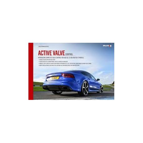 Výfukové systémy Milltek Active Valve Control Milltek Audi TT Mk3 TTRS 2.5TFSI 2016-2018 | race-shop.sk