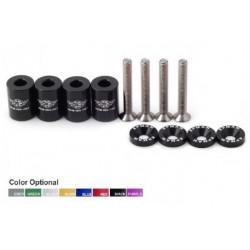 Podložky pre pridvihnutie kapoty 6mm
