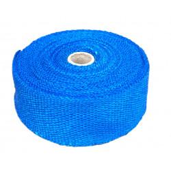 Termo izolačná páska na zvody a výfuk, modrá 50mm x 10m x 1mm