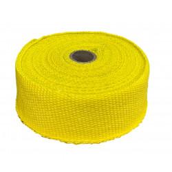 Termo izolačná páska na zvody a výfuk, žltá 50mm x 10m x 1mm