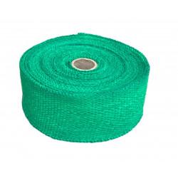 Termo izolačná páska na zvody a výfuk, zelená, 50mm x 10m x 1mm
