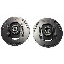 Horné nastaviteľné uloženie tlmičov OBP pre Ford Capri/ Escort MK1 & MK2