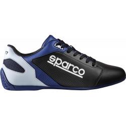 Topánky Sparco SL-17 čierna/modrá