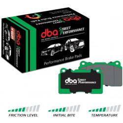 ZADNÉ BRZDOVÉ DOSKY DBA Street Performance DB1835SP
