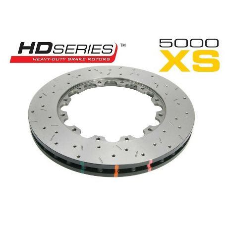 brzdové kotúče DBA Brzdové kotúče DBA 5000 series - XS - Rotor Only | race-shop.sk