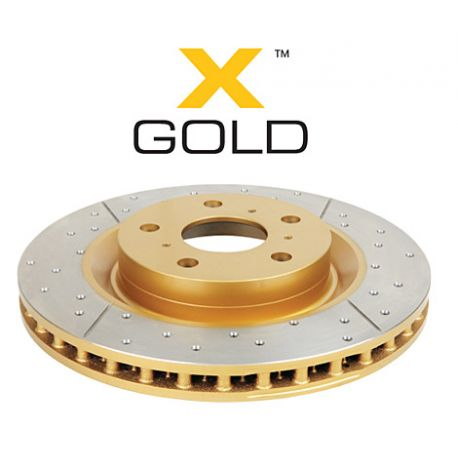 brzdové kotúče DBA Brzdové kotúče DBA Street Series - X-GOLD | race-shop.sk