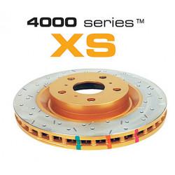 Brzdové kotúče DBA 4000 series - XS