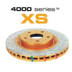 predné brzdové kotúče DBA 4000 series - XS