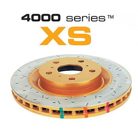 brzdové kotúče DBA Brzdové kotúče DBA 4000 series - XS | race-shop.sk