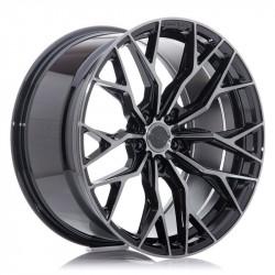 Concaver CVR1 19x10 ET20-51 BLANK Double Tinted Black