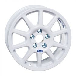 """Závodný disk BRAID Fullrace Rallycross 8x17"""""""