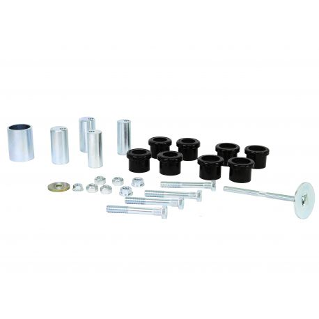 Whiteline Control arm - inner and outer bushing (camber/toe correction) pre CHEVROLET, OPEL, VAUXHALL | race-shop.sk