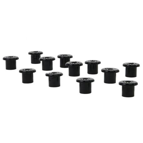 Whiteline Spring - eye front/rear and shackle bushing pre JEEP | race-shop.sk