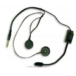 Terratrip headset pre centrály professional do otvorenej prilby