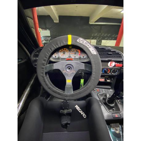 Akcie Ochranný poťah semišového volantu s priemerom 350mm | race-shop.sk