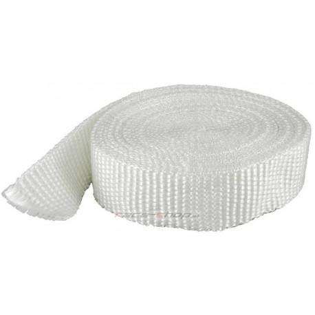 Izolačné pásky na výfuk Termo izolačná páska na zvody a výfuk, biela, 50mm x 10m x 2mm | race-shop.sk