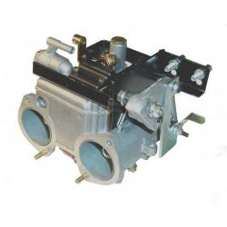 Sytec jednolankové ovládanie klapiek karburátora Dellorto DHLA