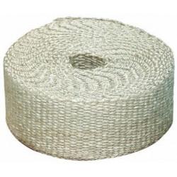 Termo izolačná páska na zvody a výfuk, biela, 50mm x 10m x 0,8mm