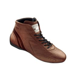 FIA topánky OMP CARRERA brown