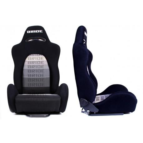 Športové sedačky Bez FIA homologizácie polohovateľné Športová sedačka K700 čierna | race-shop.sk