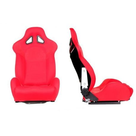 Športové sedačky Bez FIA homologizácie polohovateľné Športová sedačka TURISMO   race-shop.sk