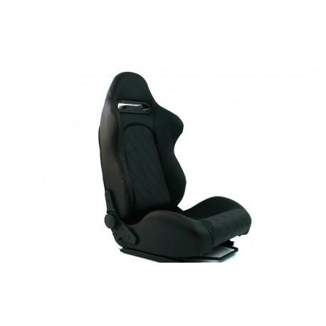 Športové sedačky Bez FIA homologizácie polohovateľné Športová sedačka MONZA GRAND CARBON | race-shop.sk