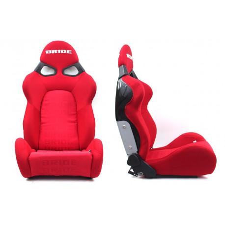 Športové sedačky Bez FIA homologizácie polohovateľné Športová sedačka CUGA Bride style | race-shop.sk