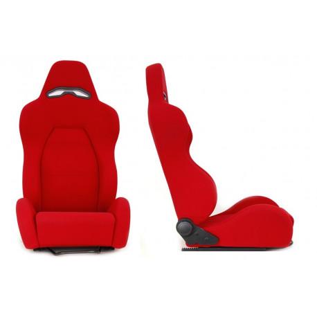 Športové sedačky Bez FIA homologizácie polohovateľné Športová sedačka DRAGO textil | race-shop.sk