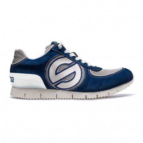 Topánky Topánky Sparco GENESIS L modrá/biela | race-shop.sk
