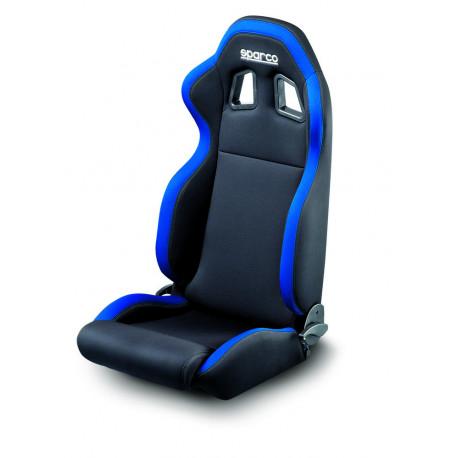 Športové sedačky Bez FIA homologizácie polohovateľné Športová sedačka Sparco R100 | race-shop.sk