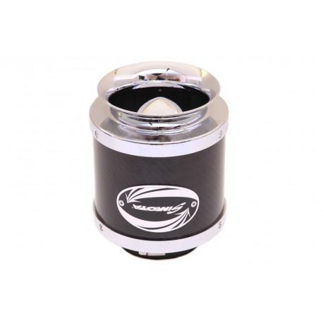 Univerzálne filtre Univerzálny športový vzduchový filter SIMOTA Carbon 155x130   race-shop.sk