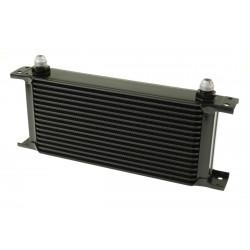 16 radový olejový chladič AN8, 330x150x50