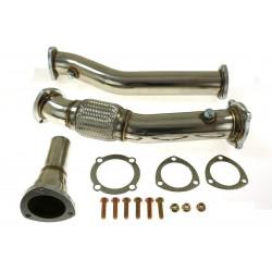 Downp pipe na Audi TT 180HP 1.8T QUATTRO