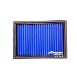 Športový vzduchový filter SIMOTA racing OO003 290X205mm