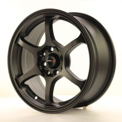 Japan Racing JR1, 15x6,5 ET38 4x100/114 Black