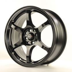 Japan Racing JR1, 17x7 ET40 4x100/114 Black