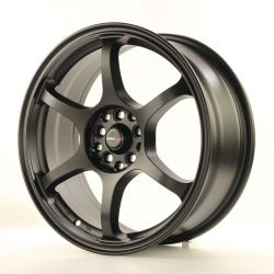 Japan Racing JR1, 17x7 ET40 5x100/114 Black
