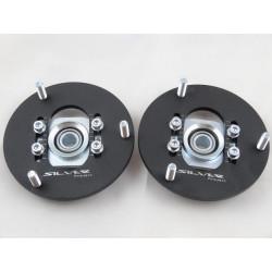 Horné nastaviteľné uloženia tlmičov Silver Project pre BMW E82 a Drift BMW E87 pre Závodný podvozok (coilover)