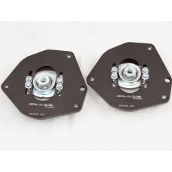 Horné nastaviteľné uloženia tlmičov Silver Project pre Renault Megane II