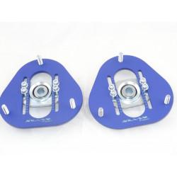 Horné nastaviteľné uloženia tlmičov Silver Project pre TOYOTA COROLLA 87-91, AE92, AE101, AE111
