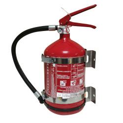OMP Ručný hasiaci prístroj 4kg s FIA