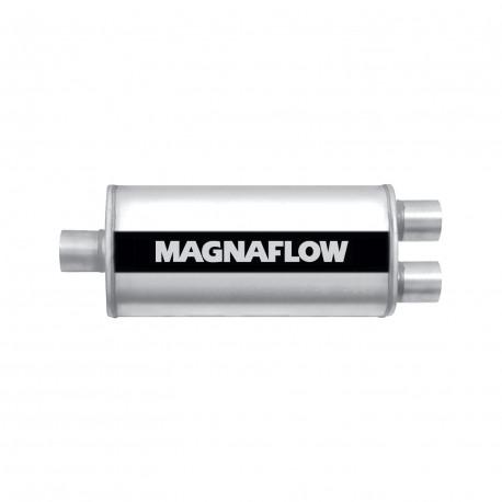1x vstup / 2x výstup Nerezový tlmič Magnaflow 12278 | race-shop.sk