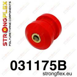 Spodný vonkajší silentblok - Strongflex zadného priečneho ramena
