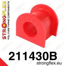 silentblok - Strongflex predného stabilizátora