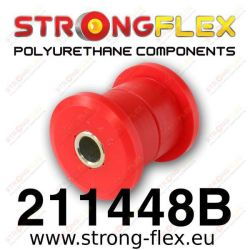 silentblok - Strongflex zadného spodného ramena