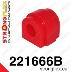 silentblok - Strongflex zadného stabilizátora