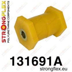 silentblok - Strongflex zadného vlečného ramena eccentric SPORT