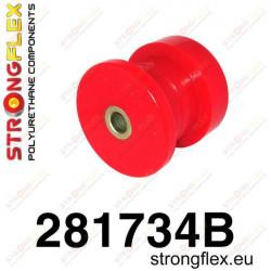 Predný silentblok - Strongflex uloženia diferenciálu