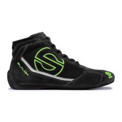 Topánky Sparco SLALOM RB-3 FIA čierno-zelená