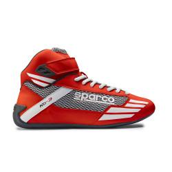 Topánky Sparco Mercury KB-3 červená